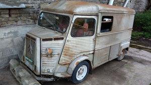 Citroen Hy Van SWB Petrol 1972