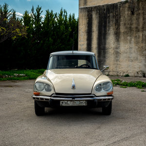 1975 citroen DS23 5spd manual For Sale