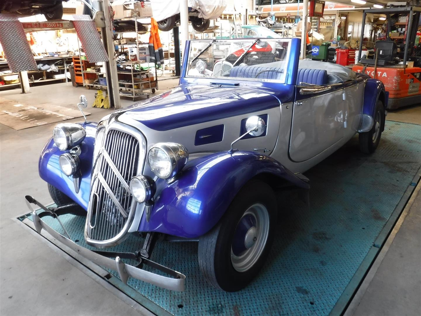 1938 Citroën 11B roadster '38 For Sale (picture 1 of 6)