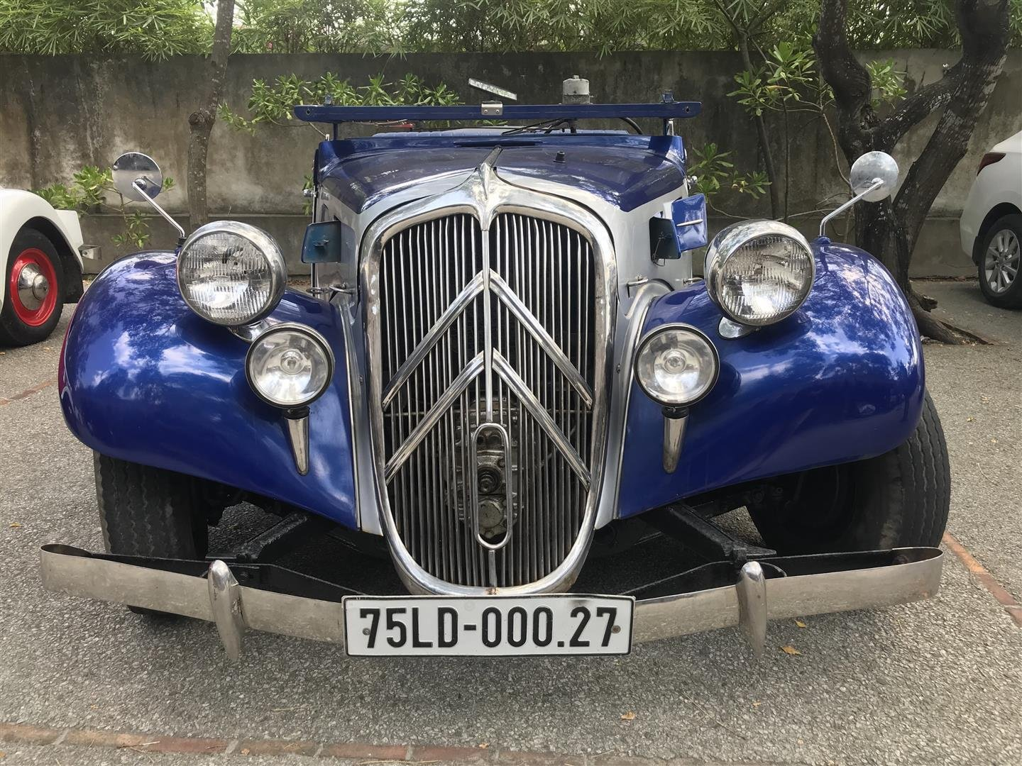 1938 Citroën 11B roadster '38 For Sale (picture 2 of 6)