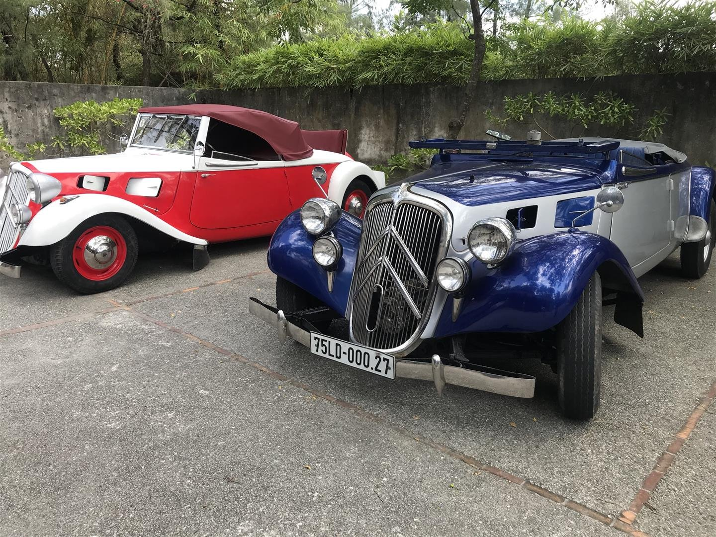 1938 Citroën 11B roadster '38 For Sale (picture 5 of 6)