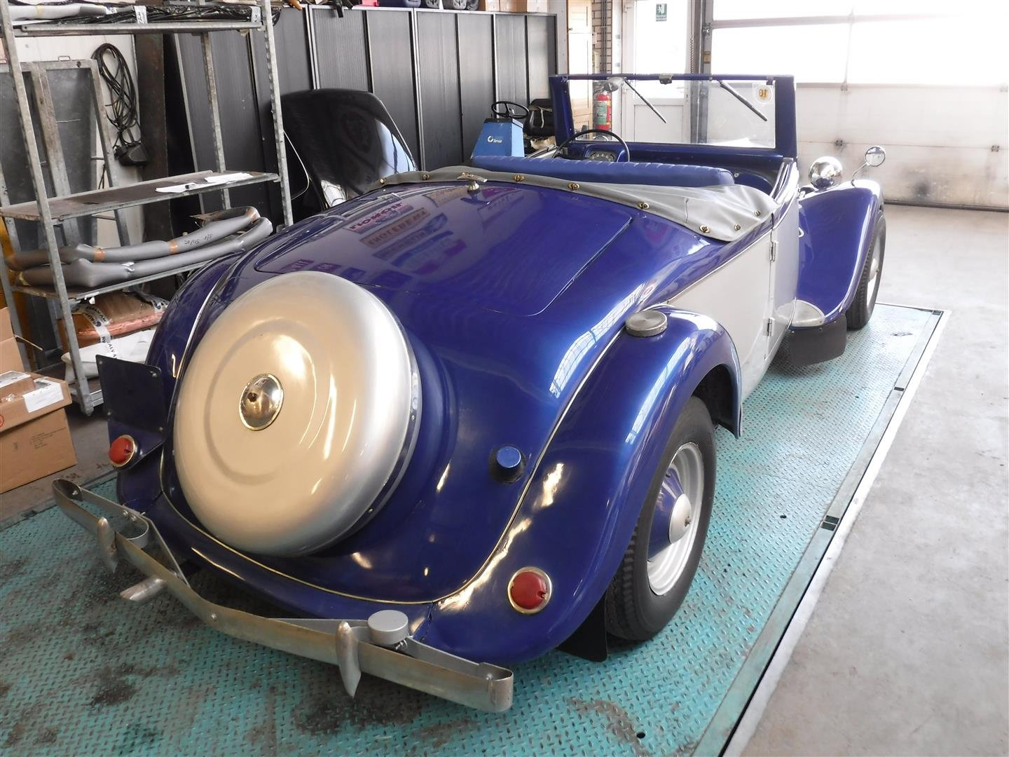 1938 Citroën 11B roadster '38 For Sale (picture 6 of 6)