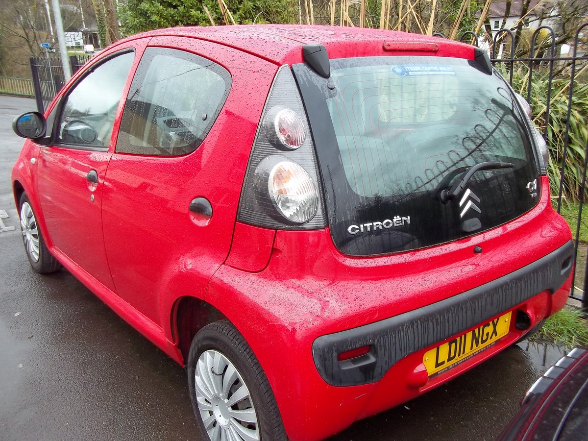 2011 Citroen C1 1.0 VTR For Sale (picture 4 of 4)