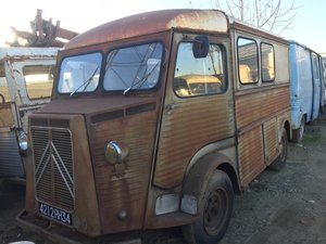 Picture of 1976 Citroen HY / Tube, ideal food truck