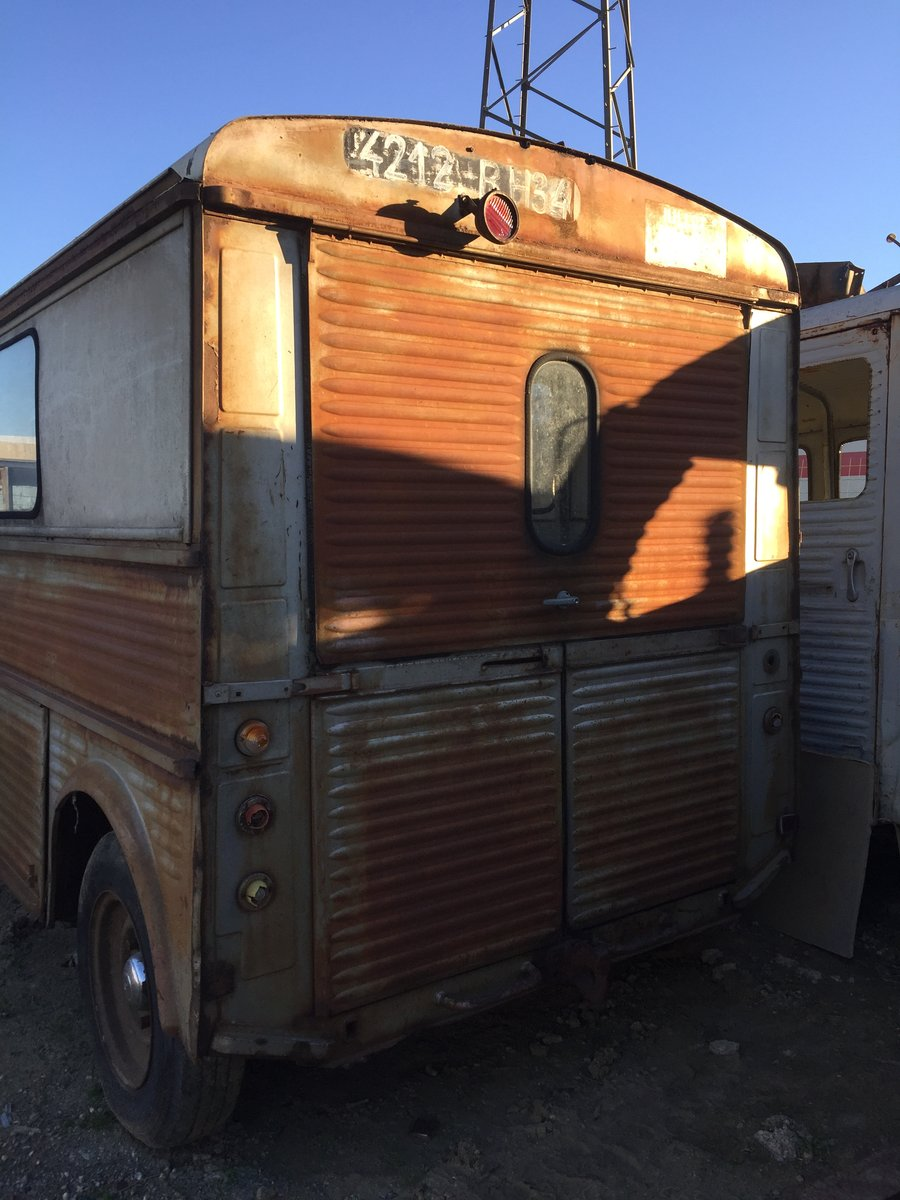 1976 Citroen HY / Tube, ideal food truck For Sale (picture 3 of 6)