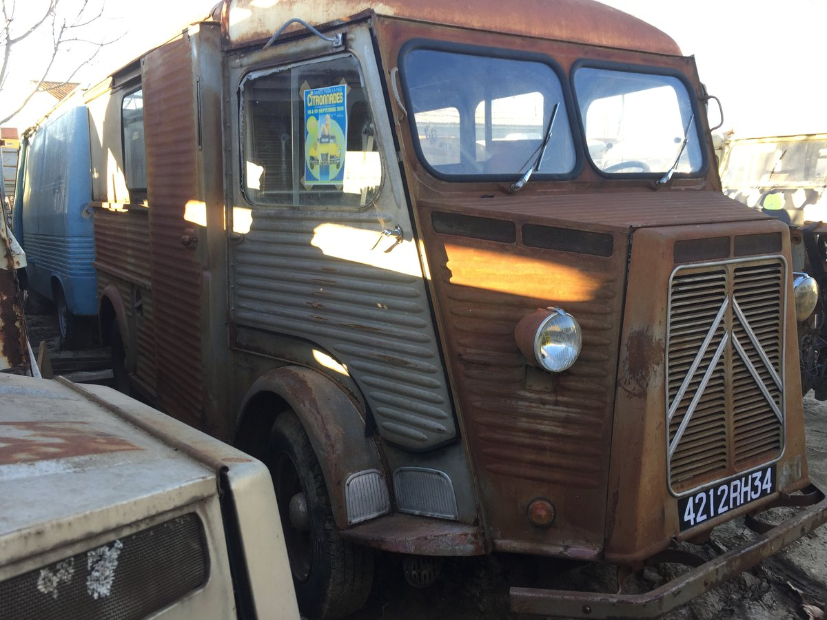 1976 Citroen HY / Tube, ideal food truck For Sale (picture 4 of 6)