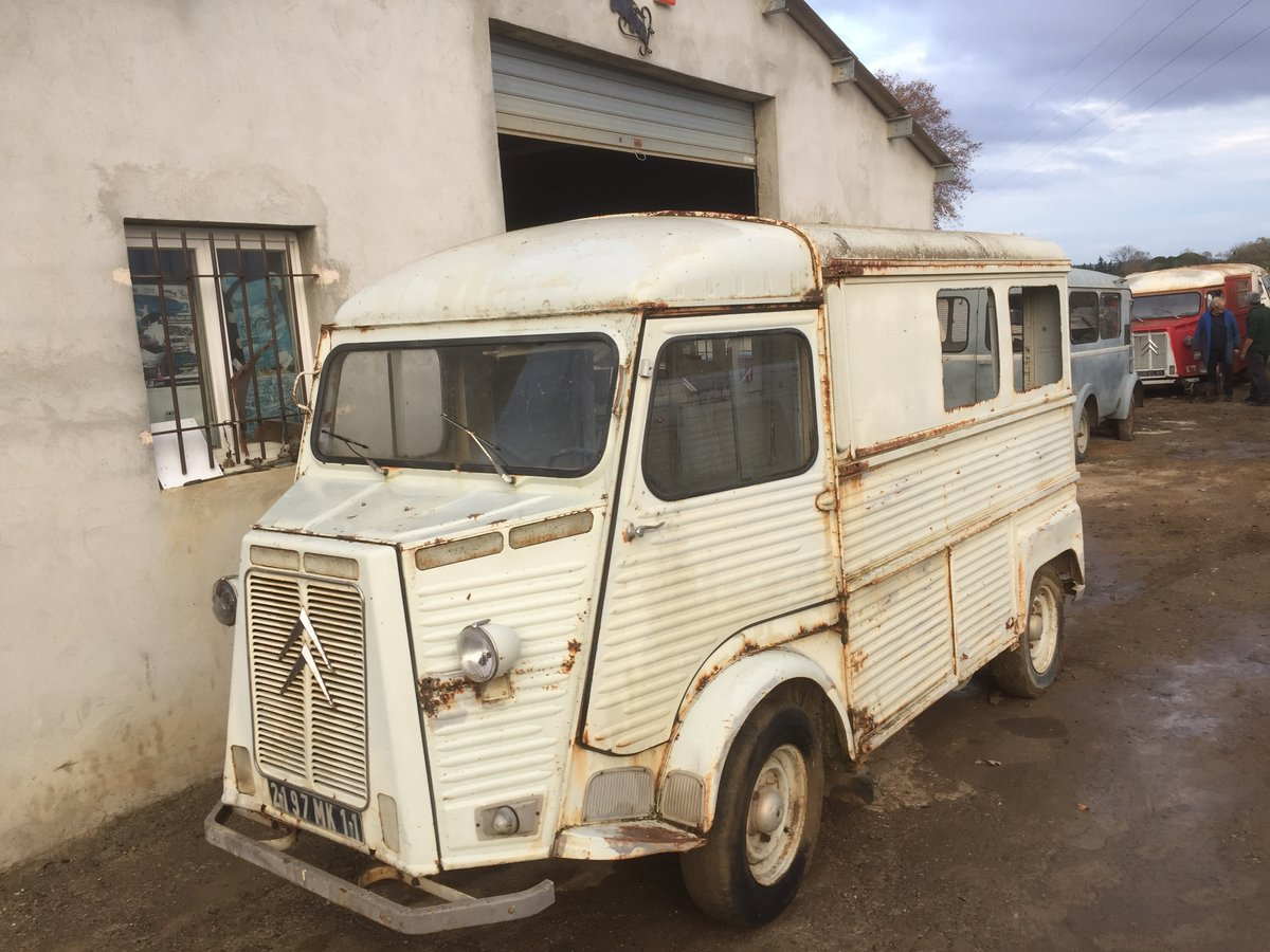 1976 Citroen HY / Tube, ideal food truck For Sale (picture 5 of 6)