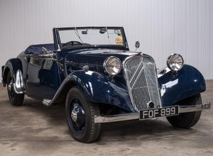 1939 Citroen Light 15 Roadster at ACA 13th April   For Sale