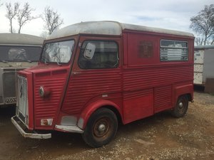 1975 Citroen HY van, running engine, ideal food truck  For Sale