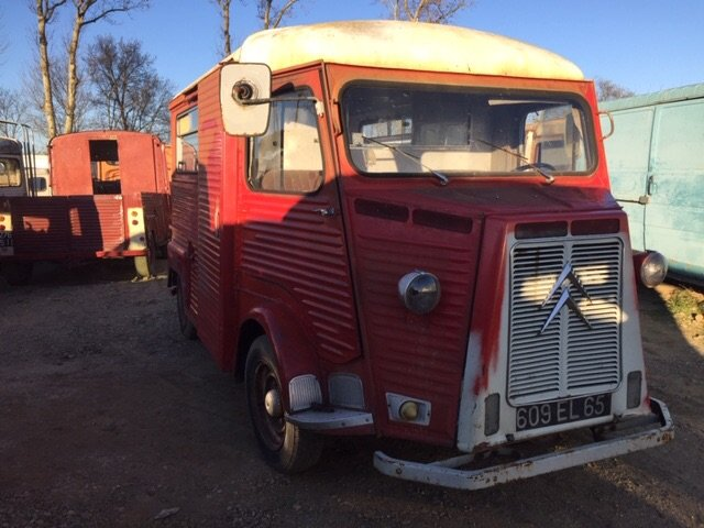 1975 Citroen HY van, running engine, ideal food truck  For Sale (picture 2 of 5)