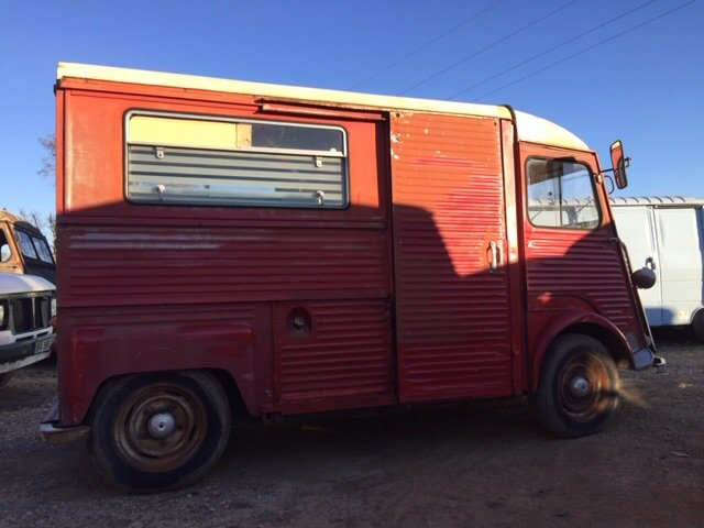 1975 Citroen HY van, running engine, ideal food truck  For Sale (picture 3 of 5)