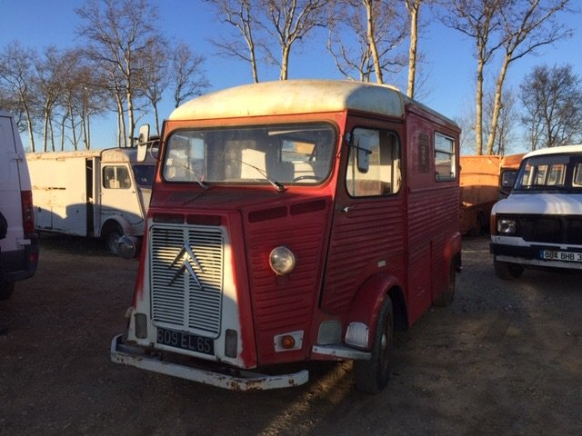 1975 Citroen HY van, running engine, ideal food truck  For Sale (picture 4 of 5)