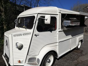 1972 citroen hy van , foodtruck For Sale