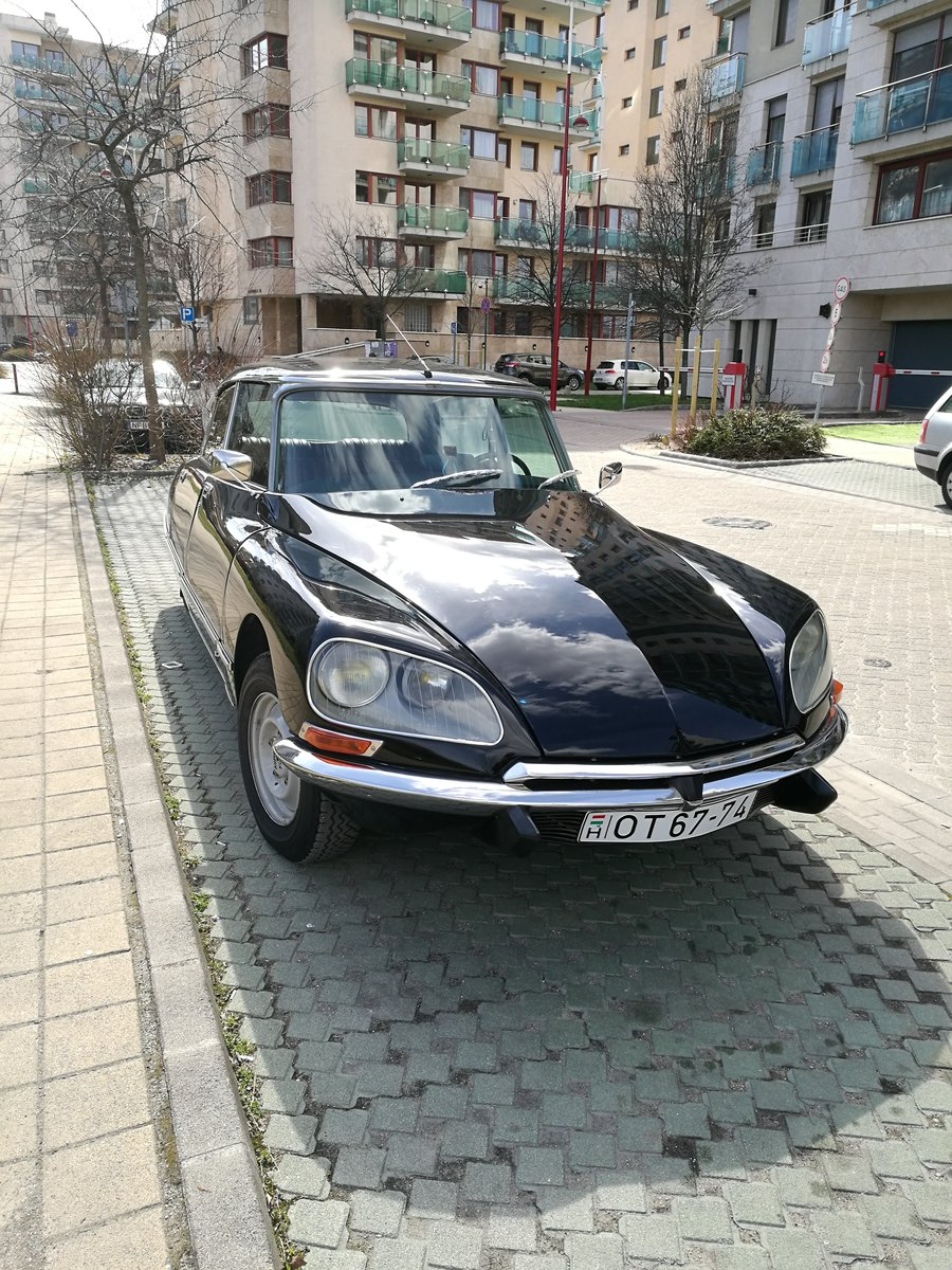 1974 VETERAN Citroen DS For Sale (picture 1 of 6)