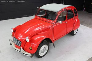 1984 CITROËN 2CV6 Special For Sale by Auction