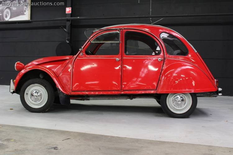 1984 CITROËN 2CV6 Special For Sale by Auction (picture 3 of 4)