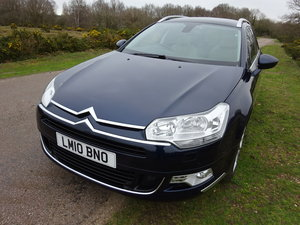 2010,CITROEN C5 3.0HDi V6 AUTO,EXCLUSIVE,TOURER,