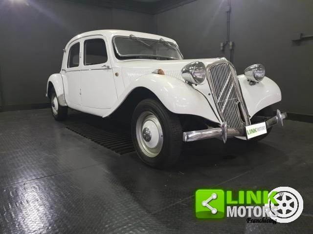 Citroen Traction B11 1937 iscritto ASI For Sale (picture 2 of 6)