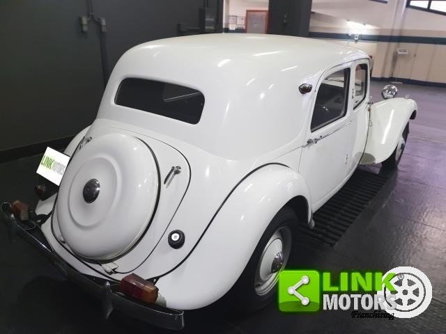Citroen Traction B11 1937 iscritto ASI For Sale (picture 6 of 6)