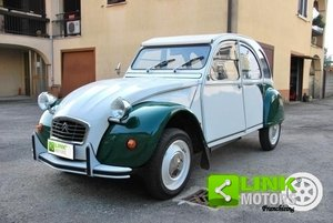 Citroen 2CV Dolly Firmata da Serge Gevin - 1984 For Sale