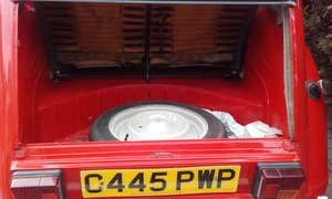 Citroen 2CV6 Special Red 1985 MOT Mar 2020 SOLD