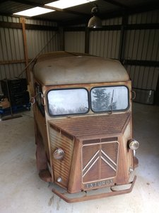 Citroen H Van (HZ) 1959 1.9 Petrol For Sale