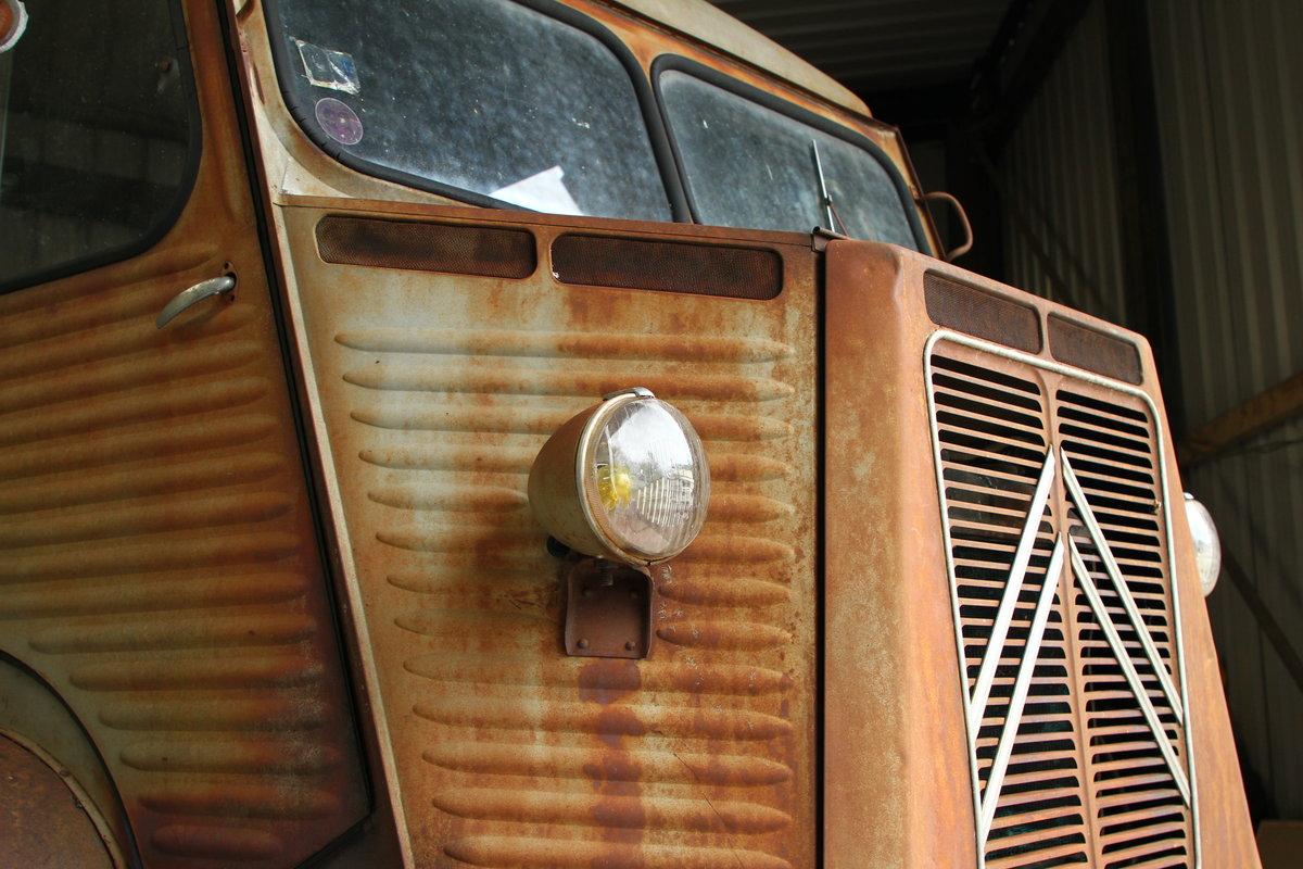 1959 Citroen HY H Van (HZ) 1.9 Petrol For Sale (picture 3 of 6)