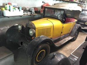 1924 Citroen 5cv trefle (barnfind)