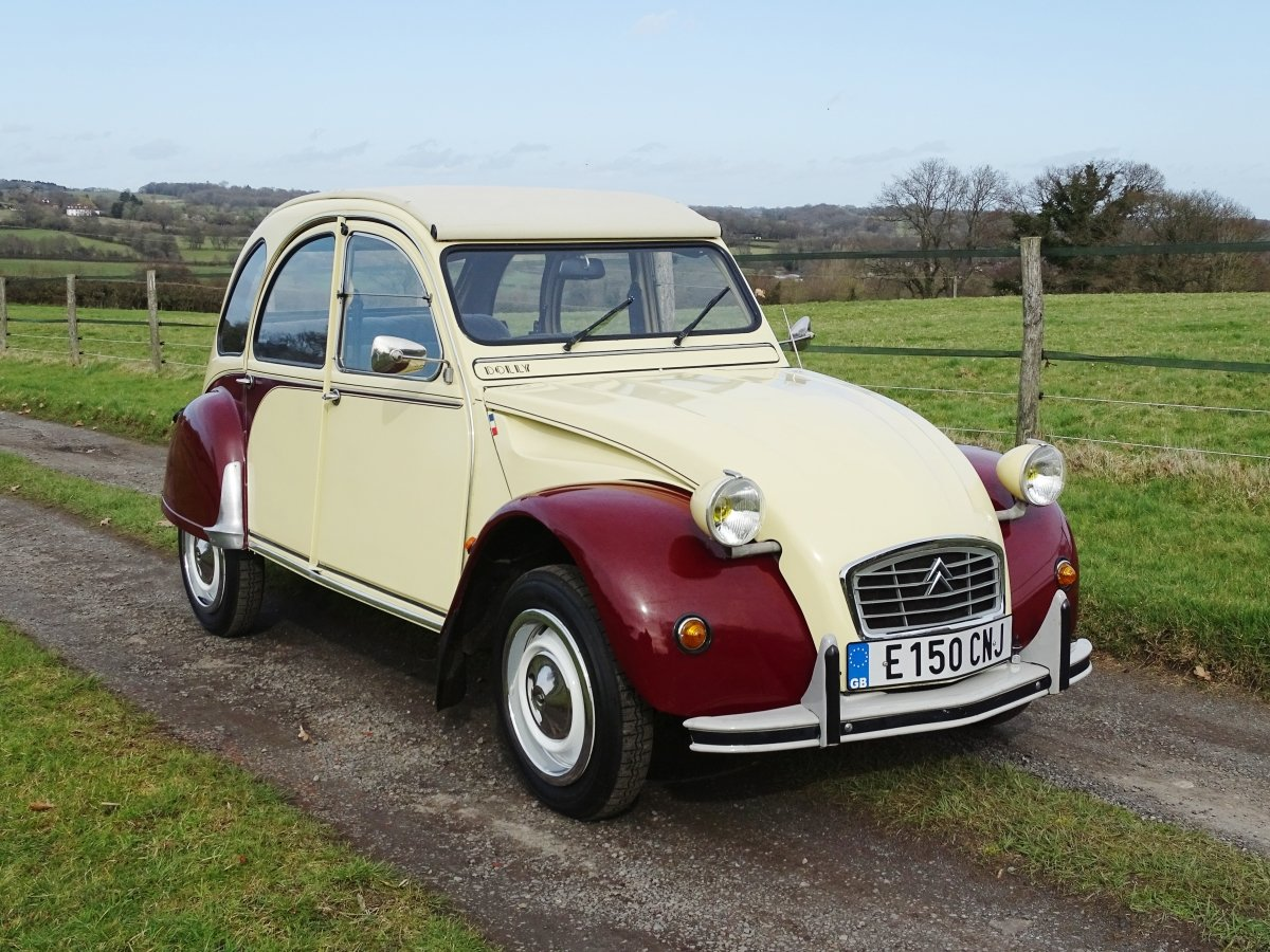 Superb 1987 Citroen 2CV6 Dolly  SOLD (picture 1 of 6)