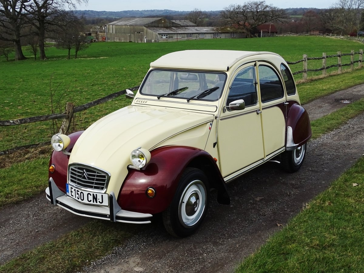 Superb 1987 Citroen 2CV6 Dolly  SOLD (picture 2 of 6)