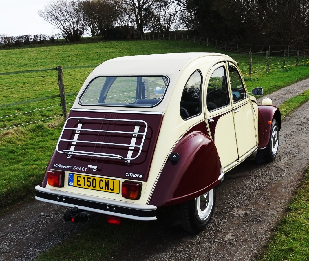 Superb 1987 Citroen 2CV6 Dolly  SOLD (picture 3 of 6)