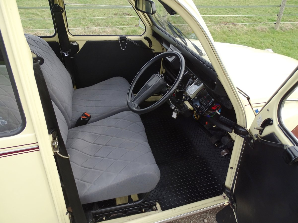 Superb 1987 Citroen 2CV6 Dolly  SOLD (picture 4 of 6)