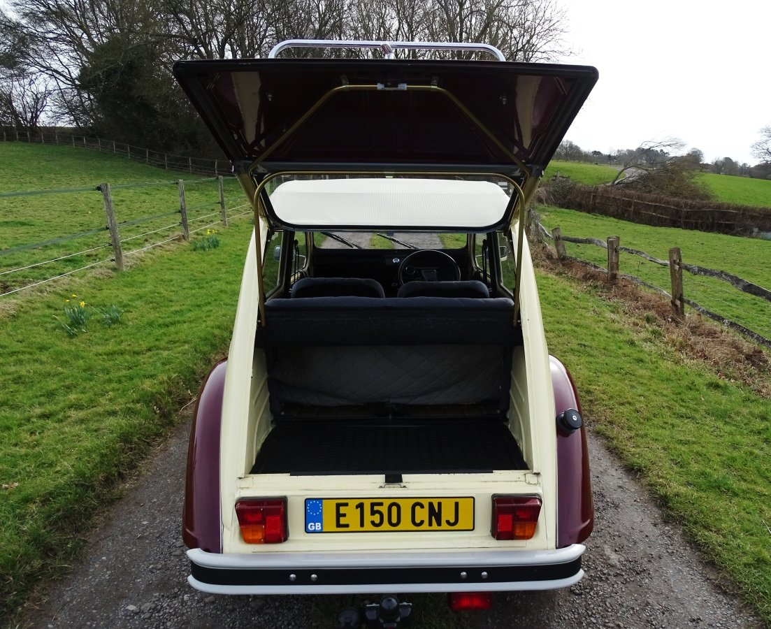 Superb 1987 Citroen 2CV6 Dolly  SOLD (picture 5 of 6)