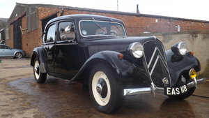 1950 Traction Avant Legere For Sale
