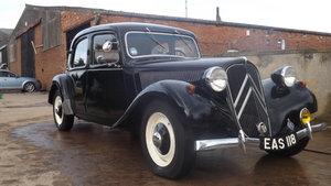 1950 Traction Avant Legere