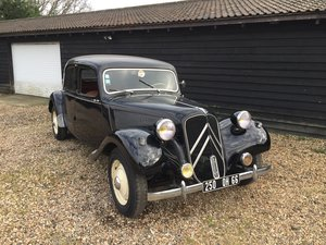 1955 Citroën Traction For Sale