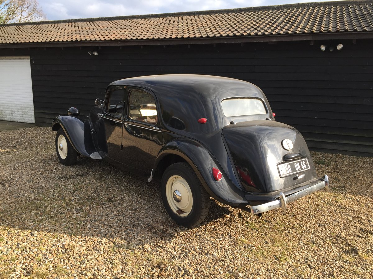 1955 Citroën Traction For Sale (picture 6 of 6)