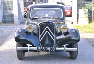 1953 Citroen Traction Avant 11 BL