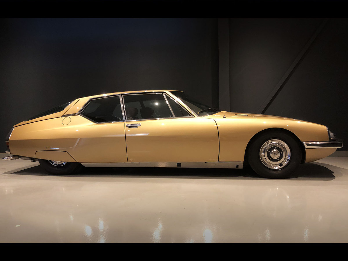 1972 Top restored ´72 Citroen SM SOLD (picture 2 of 6)