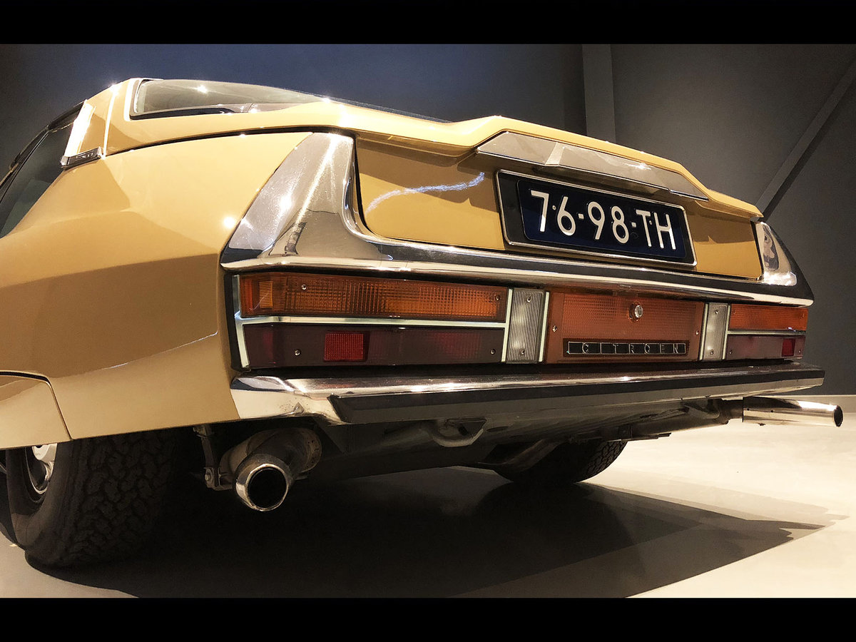1972 Top restored ´72 Citroen SM SOLD (picture 3 of 6)