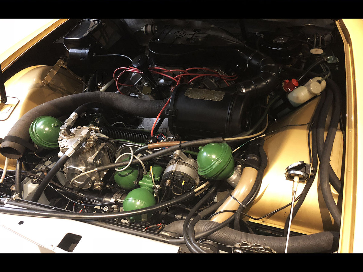 1972 Top restored ´72 Citroen SM SOLD (picture 5 of 6)