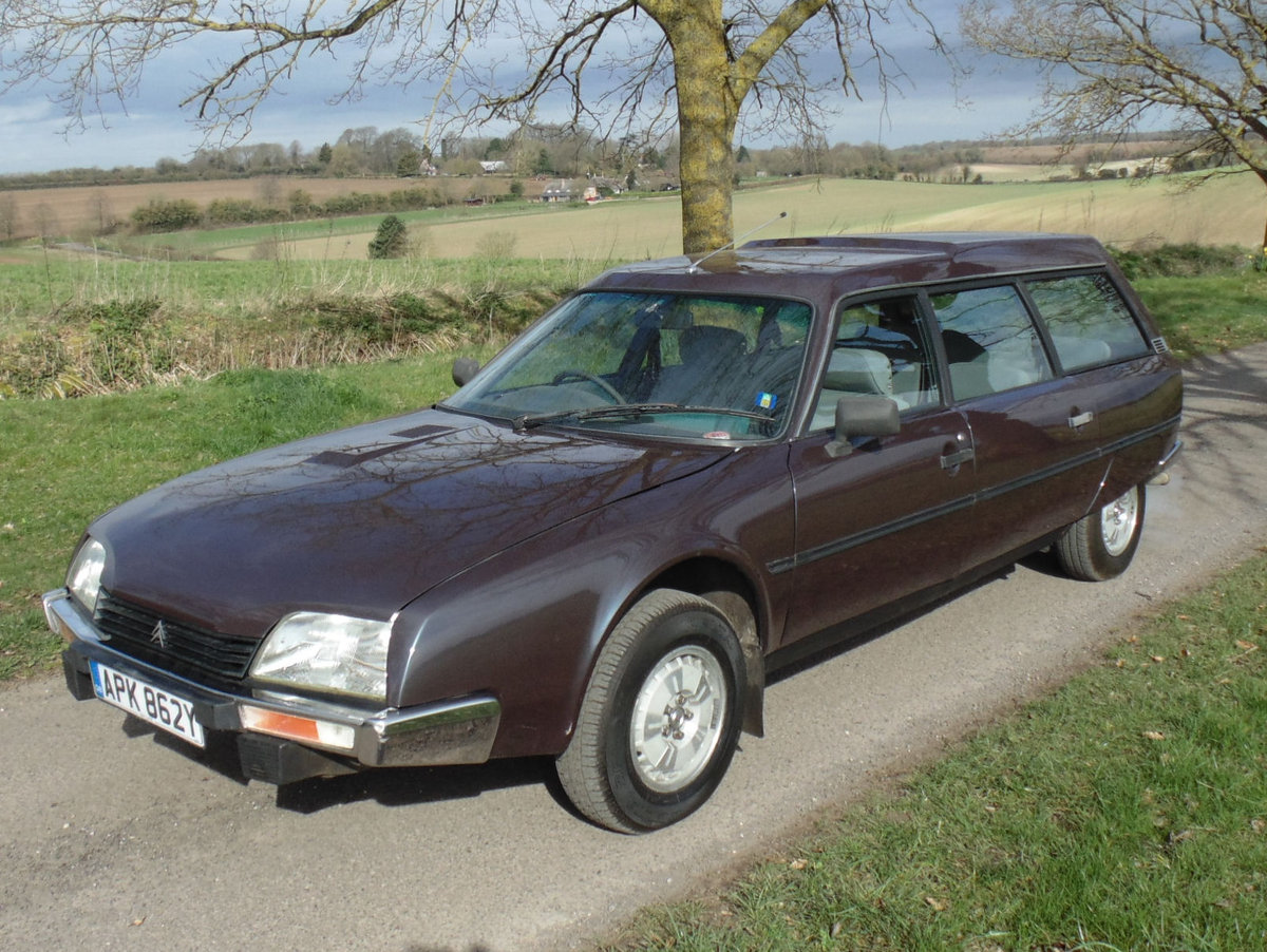 1983 Citroen CX 1E Familiale For Sale (picture 1 of 6)