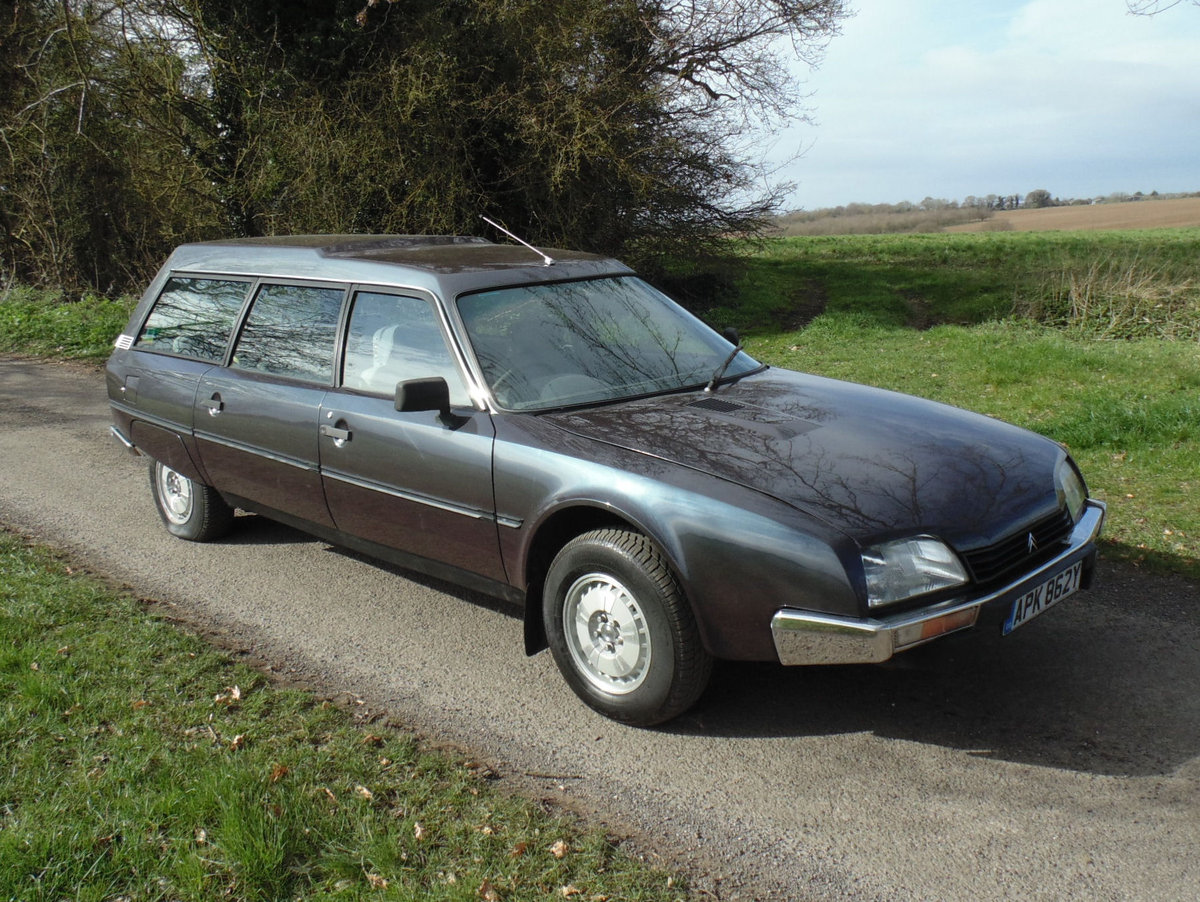 1983 Citroen CX 1E Familiale For Sale (picture 2 of 6)