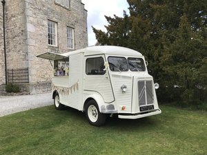 1956 Citroen H VAN For Sale
