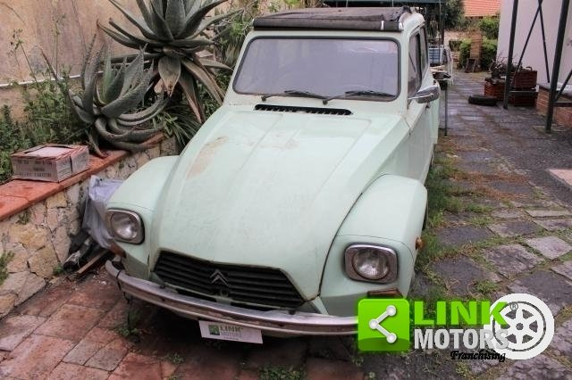 1981 Citroen Dyane 6 For Sale (picture 1 of 6)