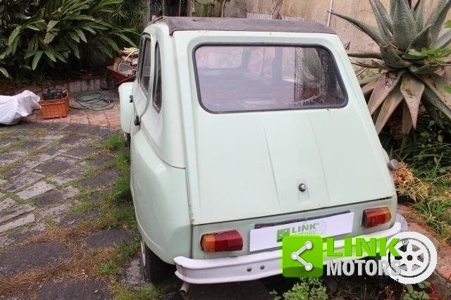 1981 Citroen Dyane 6 For Sale (picture 3 of 6)