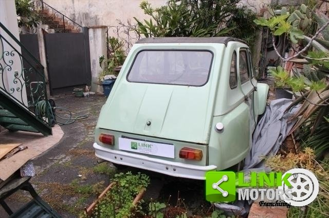 1981 Citroen Dyane 6 For Sale (picture 4 of 6)