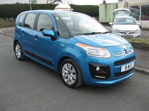 2013 13-reg Citroen C3 Picasso 1.6HDi 8v VTR+ 5Dr manual For Sale