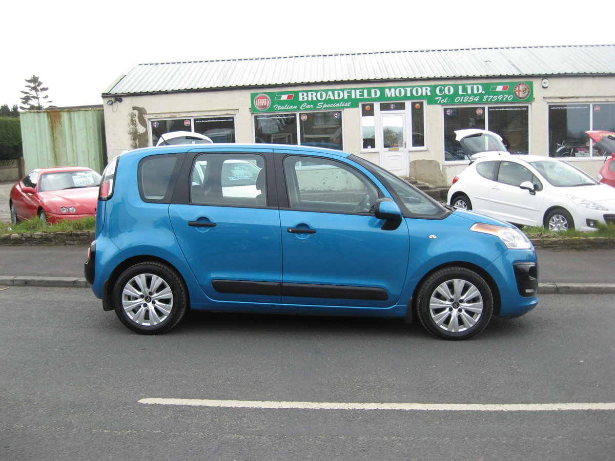 2013 13-reg Citroen C3 Picasso 1.6HDi 8v VTR+ 5Dr manual For Sale (picture 2 of 6)