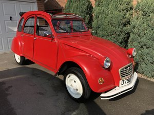 1986 2CV 6 Special For Sale